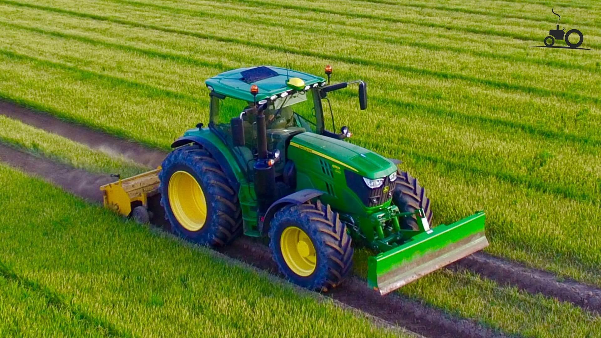 Оборудование трактор