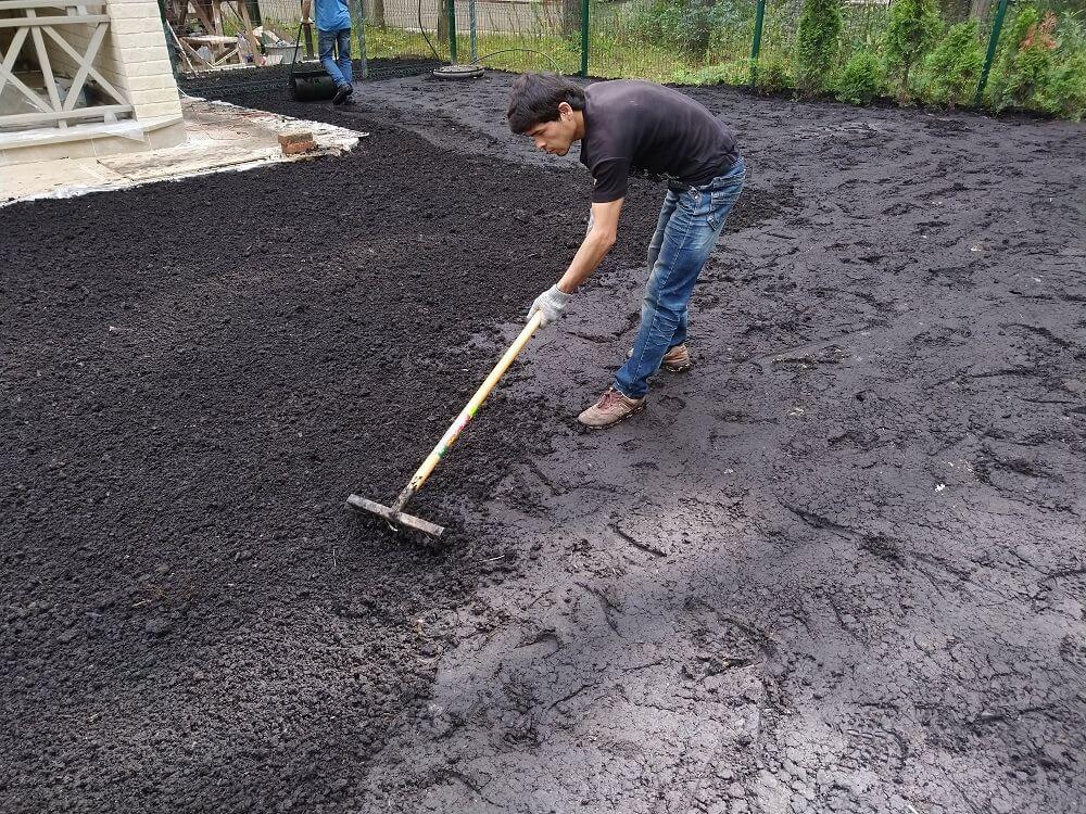 Корректировка состава почвы
