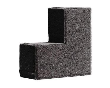 УГОЛОК-200Х200Х80-Черный