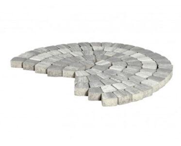Тротуарная плитка «Классико круговая» Cvtifyysq wdtn