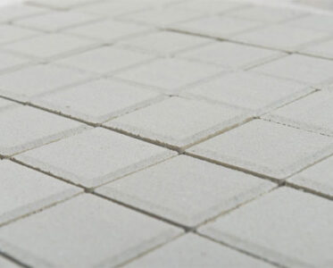 Тротуарная плитка «Сан-Троп» Белый