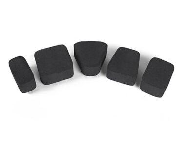 Плитка «Классика» для тротуара черный