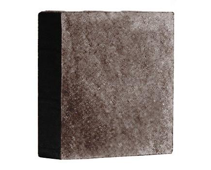 КВАДРАТ-300Х300Х80-Темно-коричневый