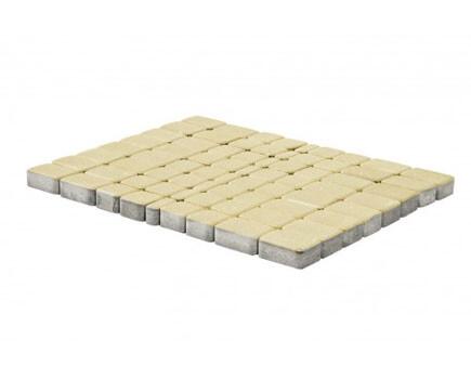 Тротуарная плитка «Классико» Светло-коричневый