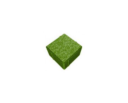 Квадрат 100 Зеленый