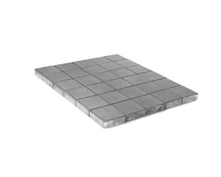 Тротуарная плитка «Лувр» Серый