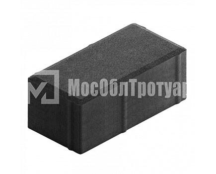 Плитка «Вибропрессованный кирпич» Черный