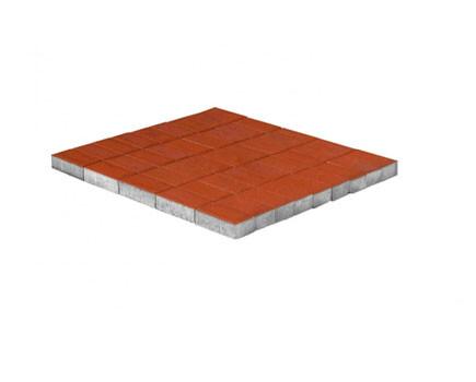 Тротуарная плитка «Прямоугольник» Оранжевый