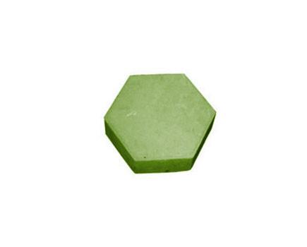 Шестиугольник Зеленый