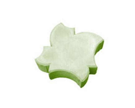 Кленовый лист Зеленый