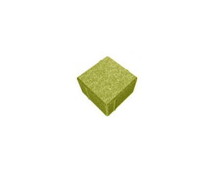 Квадрат 100 Желтый