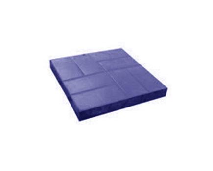 8 кирпичей Синий