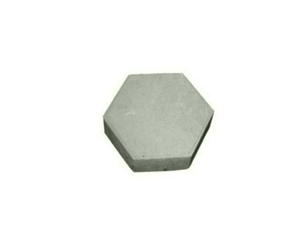 Шестиугольник Серый