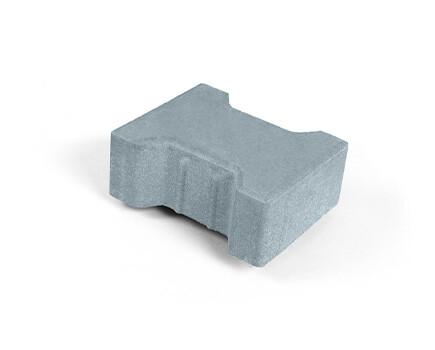 Плитка «Катушка» для тротуара синий