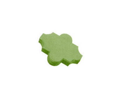 Клевер гладкий Зеленый