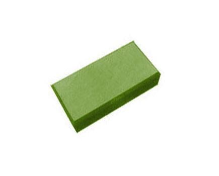 «Кирпич гладкий» Зеленый