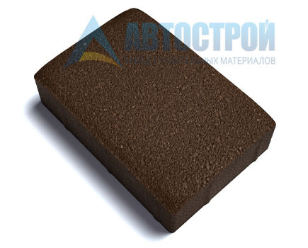 Брусчатка «Английский булыжник большой» коричневый