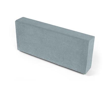 Камень тротуарный «Бортовой» синий