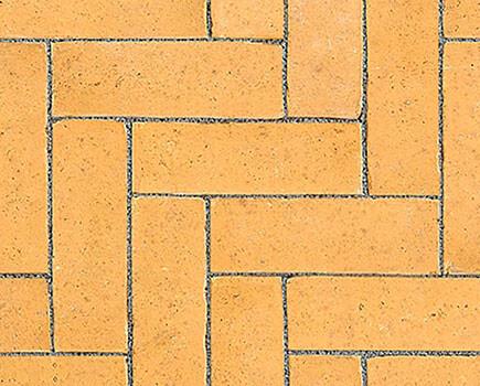 Клинкерная брусчатка «VANDERSANDEN» Желтый
