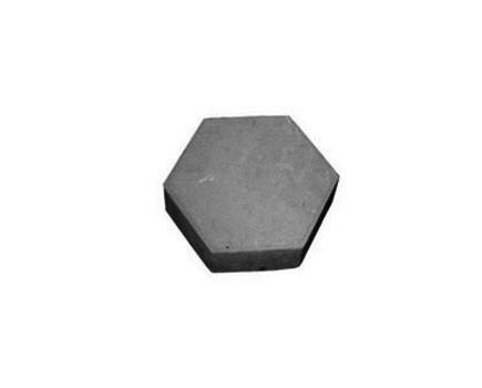 Шестиугольник Черный