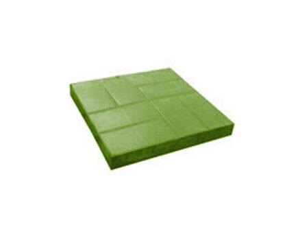 8 кирпичей Зеленый