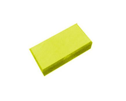 «Кирпич гладкий» Желтый