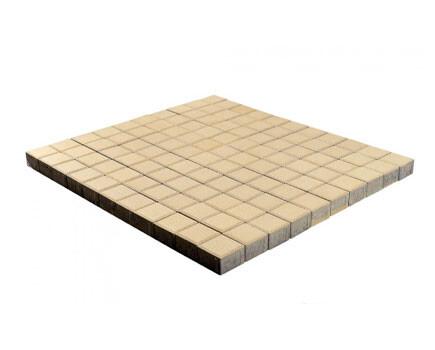 Тротуарная плитка «Лувр» с-коричневый