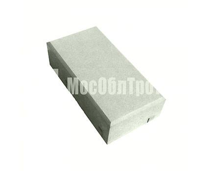 Тротуарная плитка «Кирпич» 45 Серый
