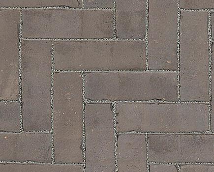 Клинкерная брусчатка «Lagformat» Серый