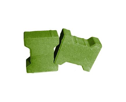 Брусчатка Катушка Зеленый