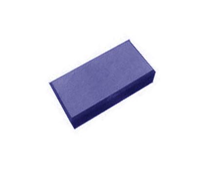 «Кирпич гладкий» Синий