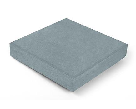 Тротуарная плитка Квадрат синий