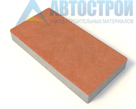 Плитка для тротуара Оранжевый