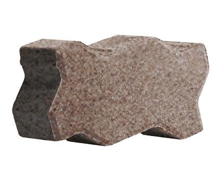 ВОЛНА-240Х130Х80-Темно-коричневый