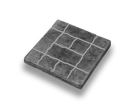 Брусчатка «декоративная» Черный