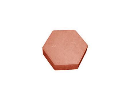 Шестиугольник Оранжевый