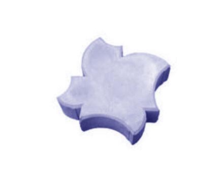Кленовый лист Синий