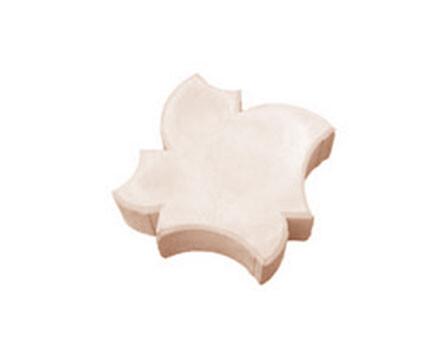Кленовый лист Абрикосовый