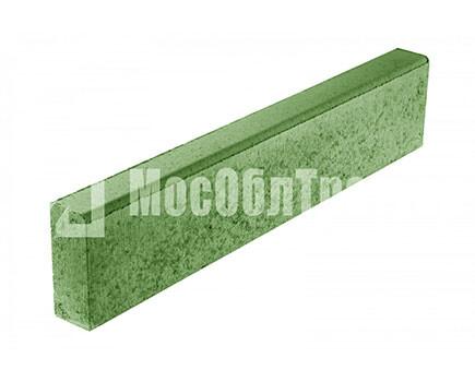 Бордюрный камень «Бортовой БР» Зеленый
