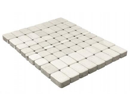 Тротуарная плитка «Классико» Белый