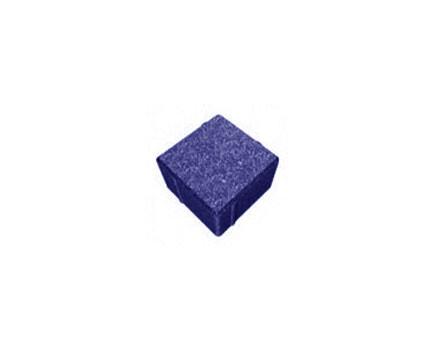 Квадрат 100 Синий