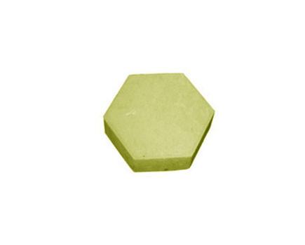 Шестиугольник Желтый