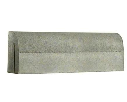 Бордюр-дорожный-1000Х300Х150-ЭКО-Серый