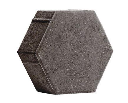 ШЕСТИГРАННИК-230Х197Х80-Коричневый
