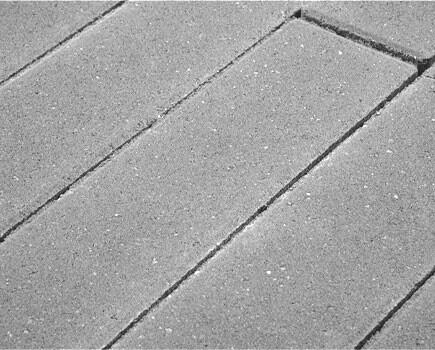 Тротуарная плитка Брусчатка 13
