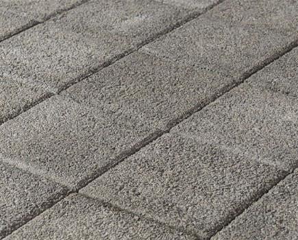Тротуарная плитка «Сан-Троп» Серый