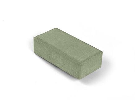 Брусчатка Нобетек для тротуара зеленый