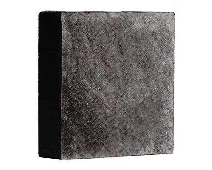 КВАДРАТ-300Х300Х80-Черный